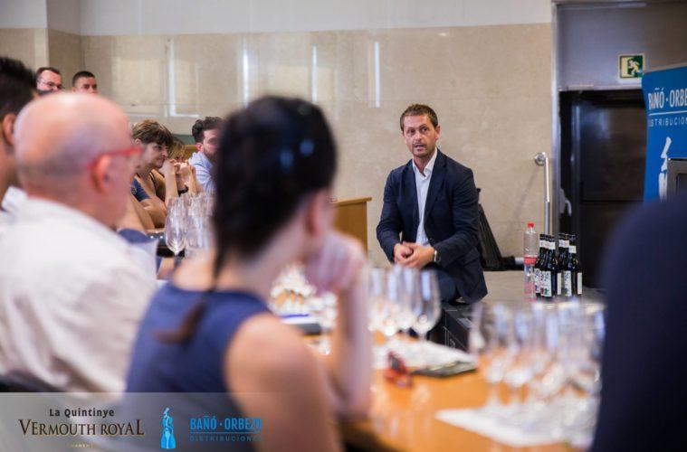 Master Class con David Rios en Valencia